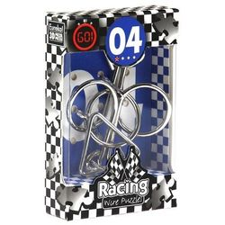 Łamigłówka druciana Racing nr 04 - poziom 1/4 G3