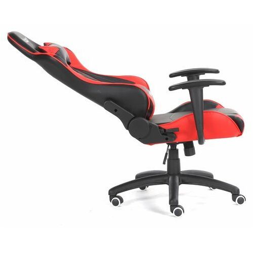 Fotele dla graczy, Fotel gamingowy NORDHOLD - YMIR - czerwony