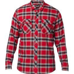 koszula FOX - Fusion Tech Flannel Cardinal (465) rozmiar: M