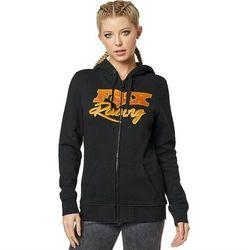 bluza FOX - Qualifier Zip Fleece Black (001) rozmiar: S