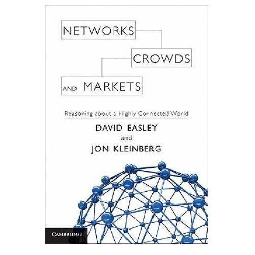 Książki do nauki języka, Networks, Crowds, and Markets (opr. twarda)