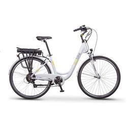 Rower Elektryczny Ecobike City l White 28