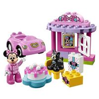 Klocki dla dzieci, Lego DUPLO Przyjęcie urodzinowe minnie minnie's birthday party 10873