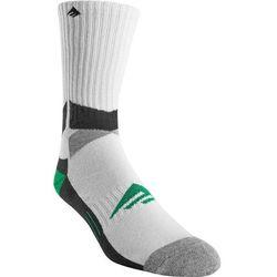 skarpetki EMERICA - Emerica Asi Tech Sock White (100) rozmiar: OS