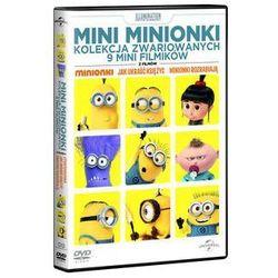 Mini Minionki Kolekcja zwariowanych 9 mini filmików DVD. Darmowy odbiór w niemal 100 księgarniach!