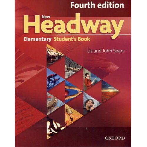 Książki do nauki języka, Headway 4E NEW Elementary SB OXFORD - Liz Soars, John Soars (opr. miękka)