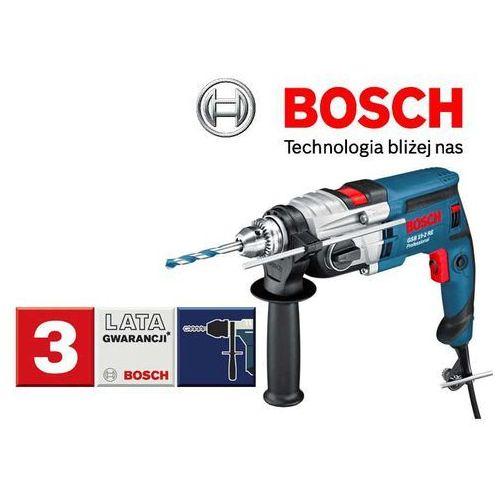 Wiertarki, Bosch GSB 19-2 RE - BEZPŁATNY ODBIÓR: WROCŁAW!