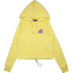 bluza SANTA CRUZ - Not A Dot Hood Pastel Yellow (PASTEL YELLOW)