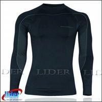 Pozostała odzież sportowa, Bluza męska termoaktywna BRUBECK Thermo nr kat. LS01150