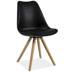 Krzesło drewniane SIGNAL ERIC, Kolory, styl skandynawski