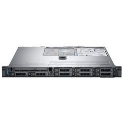 Serwer DELL R340 8x SFF 2,5 Intel Xeon E-2134 4(8)-core 3.5GHz / RAM 8GB DDR4 / 2x SSD 240GB Hot Plug / sprzętowy SAS Raid5 Perc H330 / Dwa zasilacze nadmiarowe Hot Plug