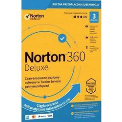 NORTON 360 DELUXE 3 PC 1 ROK