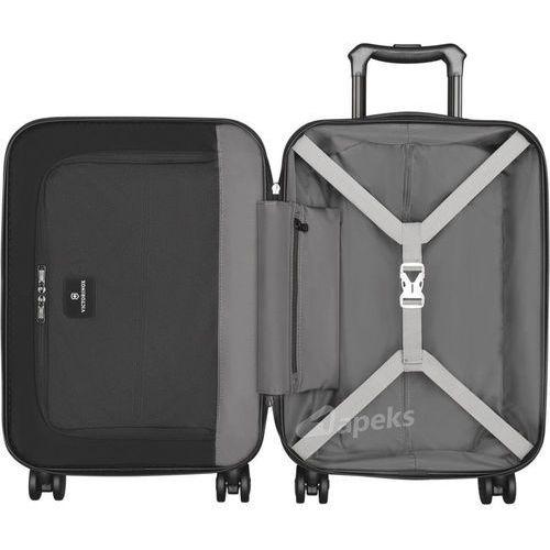 Torby i walizki, Victorinox Spectra™ 2.0 mała poszerzana walizka kabinowa 24/55 cm - czarny ZAPISZ SIĘ DO NASZEGO NEWSLETTERA, A OTRZYMASZ VOUCHER Z 15% ZNIŻKĄ