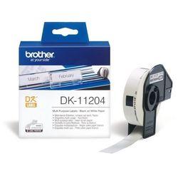 Brother etykiety 17 mm. x 54 mm. DK-11204, DK11204