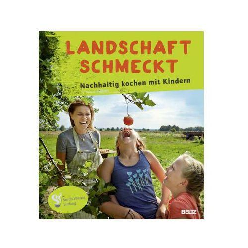 Pozostałe książki, Landschaft schmeckt Lehmann, Stefanie