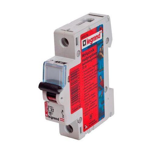 Włączniki, Wyłącznik Legrand S301 1P 6 kA 32A C32