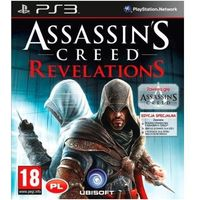 Gry na PS3, Assassin's Creed Revelations (PS3)