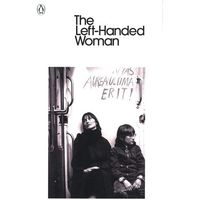 Książki do nauki języka, The Left-Handed Woman - Handke Peter - książka (opr. miękka)
