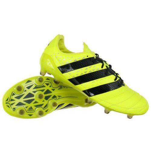 Buty sportowe dla dzieci, KORKI ADIDAS ACE 16.2 FG Leather S31916