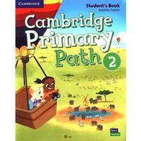 Książki do nauki języka, Cambridge primary path 2 student's book with creative journal - gabriela zapiain
