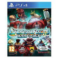 Gry na PS4, Awesomenauts Assemble (PS4)