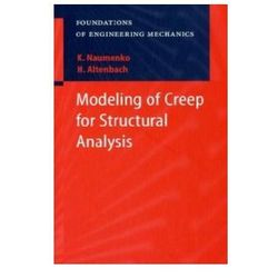 Modeling of Creep for Structural Analysis (opr. twarda)