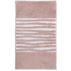 Dywanik łazienkowy Aquanova Morgan dusty pink