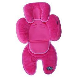 Bo Jungle Wkładka/poduszeczka dla dziecka B-Snooze, 3-w-1, różowa Darmowa wysyłka i zwroty