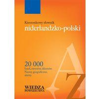 Książki do nauki języka, Kieszonkowy słownik niderlandzko-polski (opr. miękka)