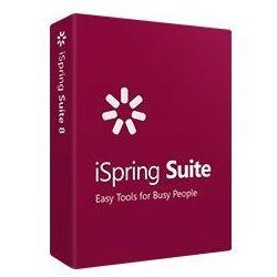 iSpring Suite 9.7.2 Academic/Non-Profit/subscription (bundle of Suite, Content library, Cloud and Maintenance) - Certyfikaty Rzetelna Firma i Adobe Gold Reseller