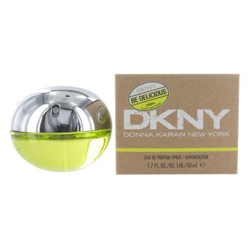 Wody perfumowane damskie, DKNY Be Delicious Woman 50ml EdP
