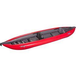 GUMOTEX Twist 2 Kajak szary/czerwony 2018 Kajaki i canoe Przy złożeniu zamówienia do godziny 16 ( od Pon. do Pt., wszystkie metody płatności z wyjątkiem przelewu bankowego), wysyłka odbędzie się tego samego dnia.