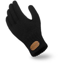 Rękawiczki dziecięce PaMaMi - Czarny - Czarny