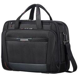 "Samsonite PRO-DLX 5 torba na ramię na laptopa 17,3"" / na tablet 10,1"" / poszerzana / czarna - Black"