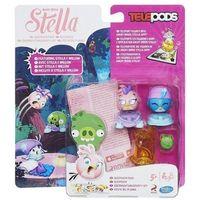 Gry dla dzieci, Gra HASBRO Angry Birds - Stella I Willow z telepodem A8885