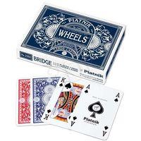 Gry dla dzieci, Karty podwójne Wheels