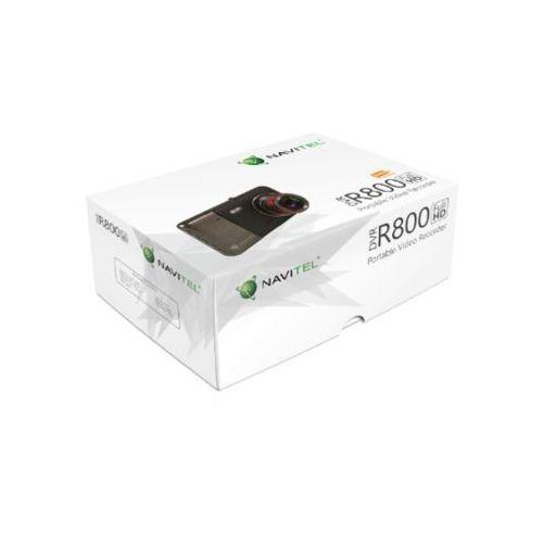 Rejestratory samochodowe, Navitel R800