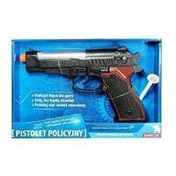 Pistolet policyjny z polskim modułem dźwiękowym