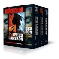 Pakiety filmowe, Trylogia Millennium. Pakiet - Jeśli zamówisz do 14:00, wyślemy tego samego dnia. Darmowa dostawa, już od 99,99 zł.