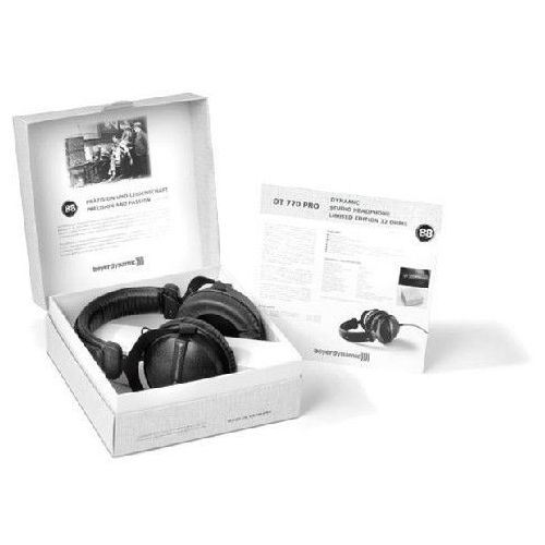 Słuchawki, Beyerdynamic DT 770 Pro