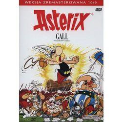 Asterix Gall (DVD) - Rene Goscinny, Albert Uderzo OD 24,99zł DARMOWA DOSTAWA KIOSK RUCHU