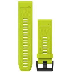Garmin fenix 5x/3 QuickFit 26mm żółty 2019 Akcesoria do zegarków Przy złożeniu zamówienia do godziny 16 ( od Pon. do Pt., wszystkie metody płatności z wyjątkiem przelewu bankowego), wysyłka odbędzie się tego samego dnia.