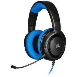 Zestaw słuchawkowy CORSAIR HS35 Niebieski