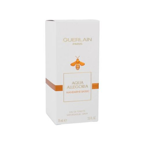 Wody toaletowe damskie, Guerlain Aqua Allegoria Mandarine Basilic Eau de Toilette Spray eau_de_toilette 75.0 ml