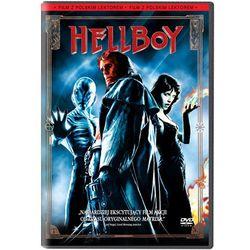 Hellboy (DVD) - Guillermo del Toro DARMOWA DOSTAWA KIOSK RUCHU