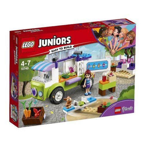 Klocki dla dzieci, 10749 TARG EKOLOGICZNY MII (Mia's Organic Food Market) - KLOCKI LEGO JUNIORS