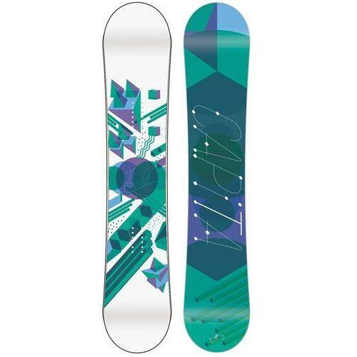 Pozostałe snowboard, snowboard CAPITA - Magnolia Multi (MULTI) rozmiar: 143