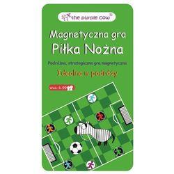 Podróżna gra magnetyczna Purple Cow - Piłka Nożna 7290014368620