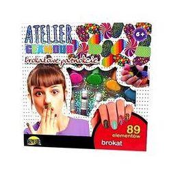 Atelier Glamour Brokatowe paznokcie - DARMOWA DOSTAWA OD 199 ZŁ!!!