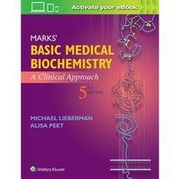Książki medyczne, Marks' Basic Medical Biochemistry. International Edition (opr. miękka)